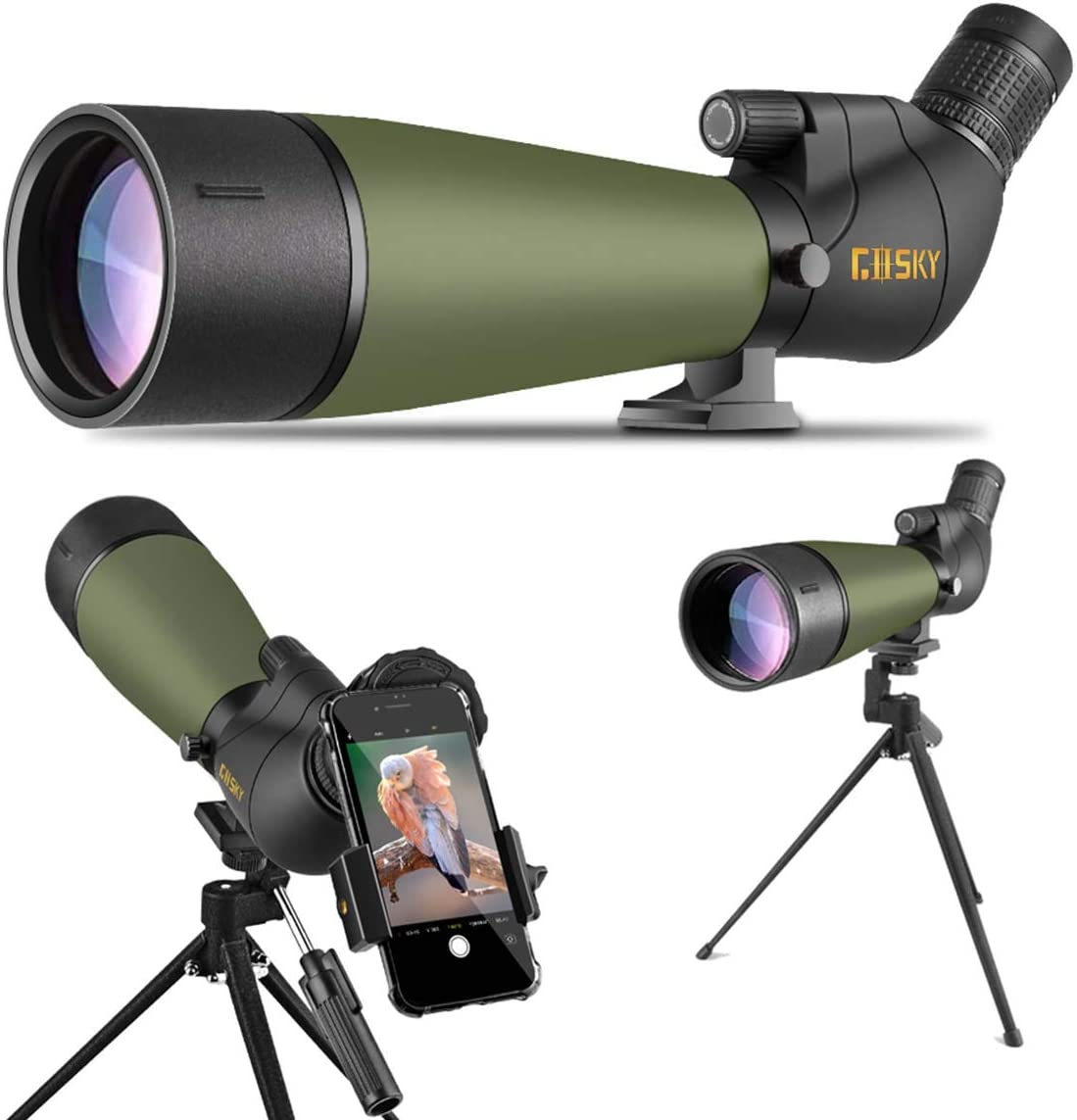 Top 9 Best Spotting Scopes For Wildlife Viewing [Buying Guide - 2021] 1