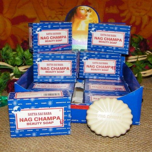 Savon Nag Champa Satya Sait Baby zeep, 1 stuk