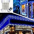 Storefront Lights, EAGWELL 40 Ft 80 Pieces Store Window LED Lights 4 Sets 5054 LED Module Light LED Window Lights (5050 Upgraded Version Sign Light)