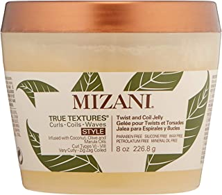 MIZANI True Textures Twist and Coil Jelly, 8.0 oz