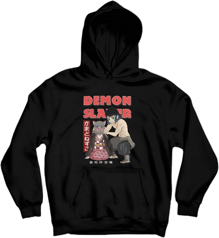 2021 spring and summer new HUTTOBOY Anime T-Shirt Demon Slayer Shirt for Unisex Women Japan Maker New Men S