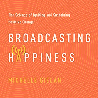 Broadcasting Happiness audiobook cover art