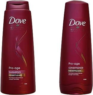 Dove Nutritive Solutions Pro-Age Shampoo 400ml & Balsamo 350ml