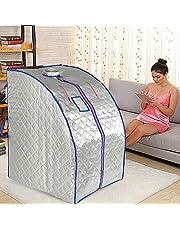 1000W, Infrarood sauna, Draagbare sauna, Home sauna, 4 infrarood verwarmingsplaten + 36 toermalijnsteen (YQ231678_01)