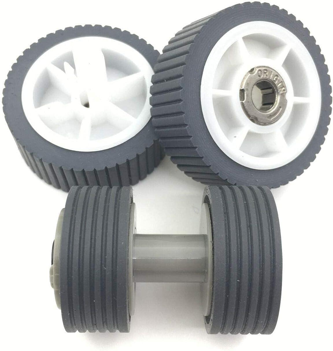 Replacement Parts Accessories for Printer 10X PA03656-0001 PA03656-E958 PA03656E976 Compatible with FUJITSU IX500 ix1500 Brake Pick Roller