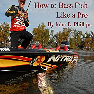 How to Bass Fish Like a Pro audiobook cover art
