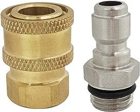 garden hose pressure washer adapter