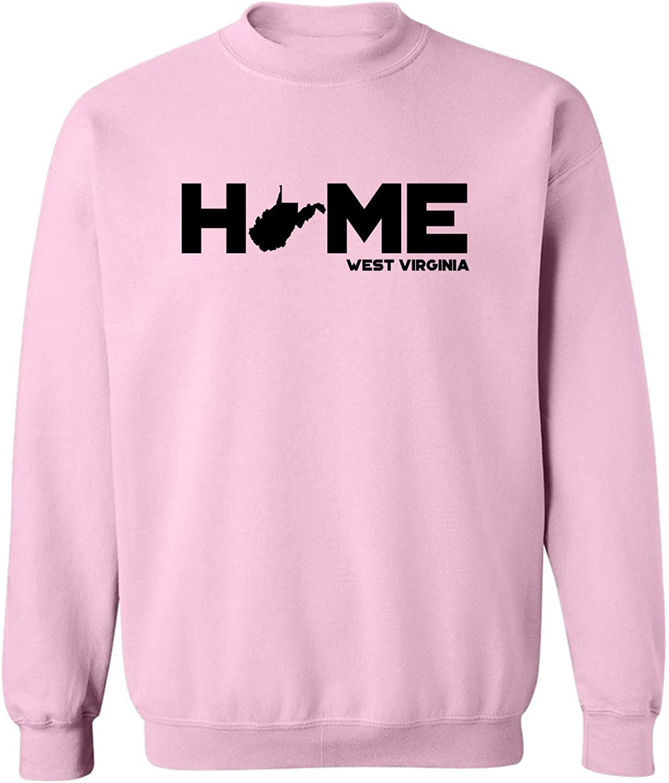 West Virginia HOME Crewneck Sweatshirt