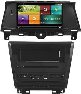 Maxtrons 8 Inch Car DVD GPS Navigation Player Stereo Radio Autoradio headunit In Dash Radio For Honda Accord Crosstour 8th Free Camera