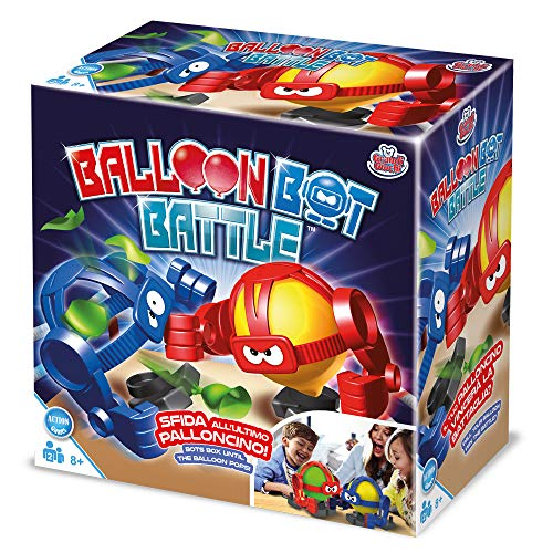 Ballon Bot batailles Game-KD Jeux