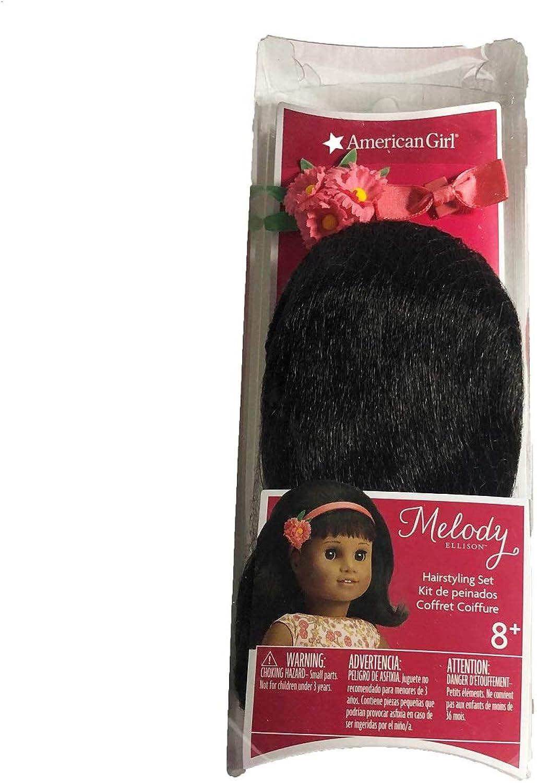 American Girl Melody's Hairstyling Set B01LWQKF05 Hohe Qualität  | Feinen Qualität