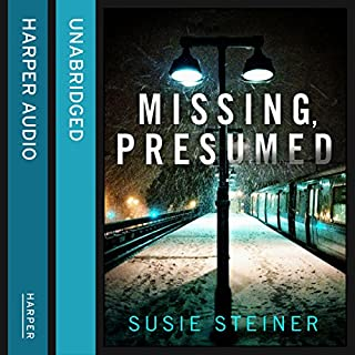 Missing, Presumed                   By:                                                                                                                                 Susie Steiner                               Narrated by:                                                                                                                                 Juanita McMahon                      Length: 13 hrs and 16 mins     258 ratings     Overall 3.9