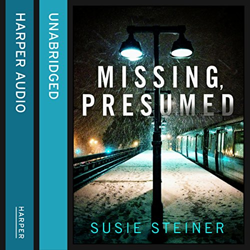 Couverture de Missing, Presumed