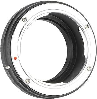 Baoblaze Universale Anello Adattatore AR a LM per Obiettivo Konica AR A Fotocamera Leica M Mount