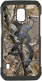Galaxy S5 Active Case,Slim Anti-Scratch Hard Shell Plastic Protective Cover Case for Samsung Galaxy S5 Active- Camo