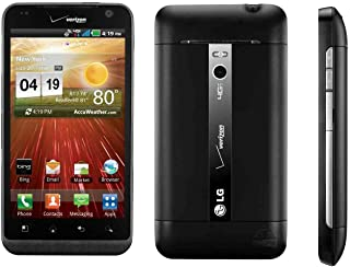 LG Revolution VS910 4G LTE phone Large 4.3-inch touch screen, 5-megapixel camera for Verizon