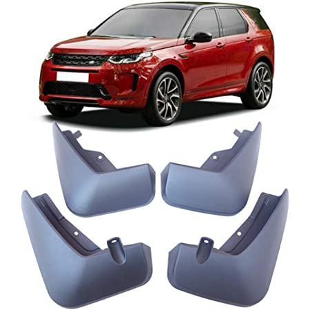 barture Car Mud Flaps Front Rear Mudguards For 2015-2019 Land Rover Discovery Sport 7 Seat Splash Guards Car Fender Flares