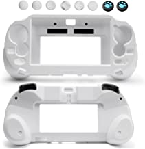 $36 » CHENLAN L2 R2 Trigger Hand Grip Shell Controller Protective Case for Sony Playstation PS Vita 1000 (White)