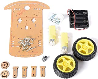 Arduino Robor Car Chassis 3 wheel