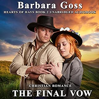 The Final Vow audiobook cover art