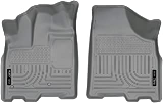 Husky Liners Fits 2011-20 Toyota Sienna Weatherbeater Front Floor Mats