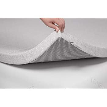 Tuft & Needle Mattress Topper, Queen, Grey