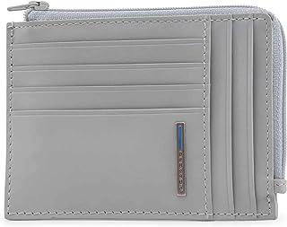 Piquadro Men's PU1243B2 Wallet Grey