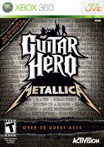 Guitar Hero Metallica - Xbox 360 by Activision