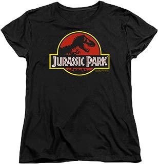 Jurassic Park Women's T-Shirt Classic Logo