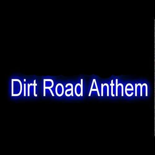 Dirt road anthem sheet music for flute, clarinet, alto saxophone.