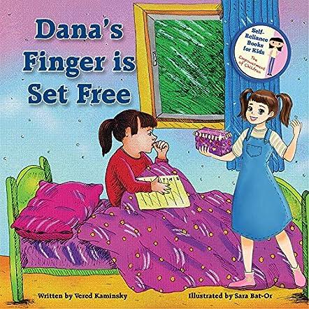 Dana's Finger Is Set Free - Get Rid of Thumb Sucking Habit Easily