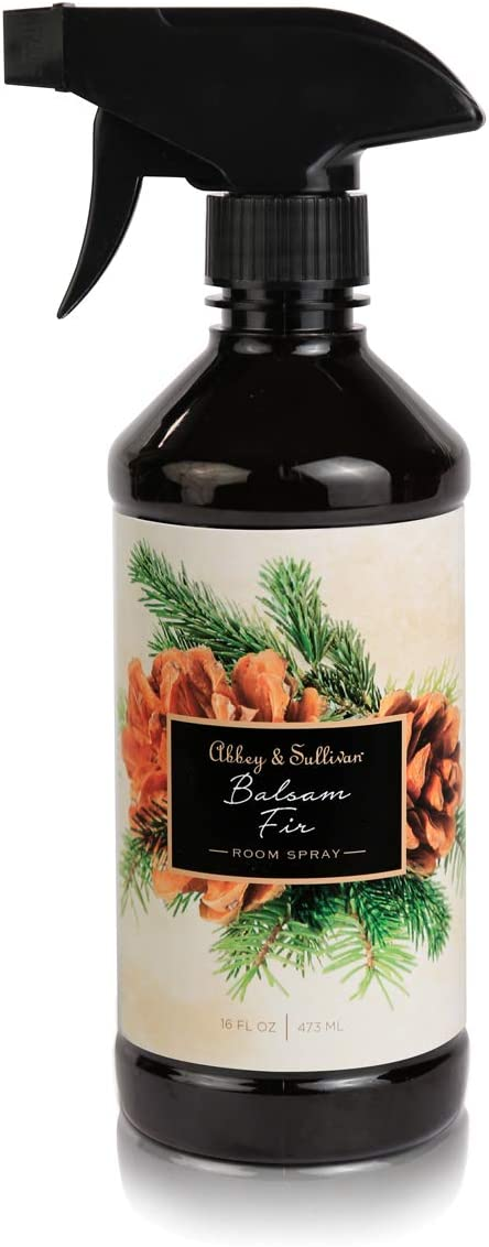 Abbey Bargain sale Sullivan Room Spray oz Fir 16 Balsam Max 64% OFF