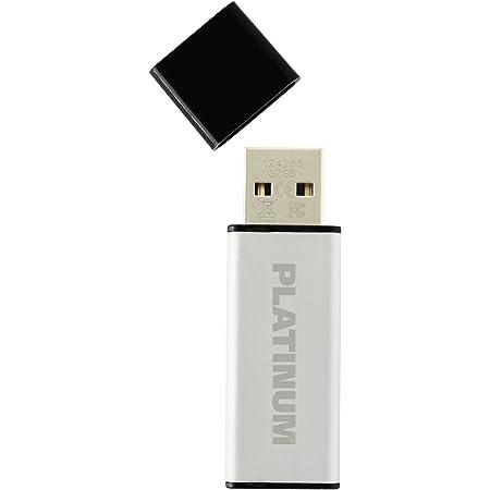 Platinum Alu Usb Stick 32 Gb Usb 3 0 Usb Flash Laufwerk Computer Zubehör