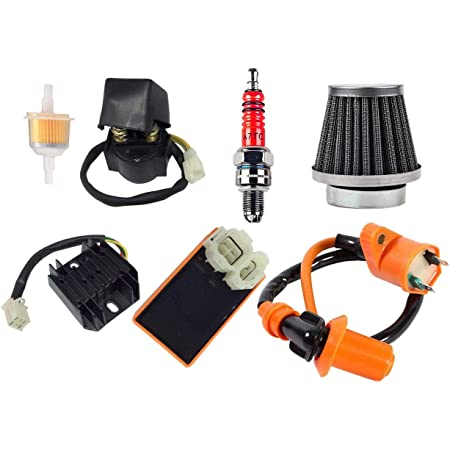 Ignition coil GY6 Motorcycle ATV Scooter Quad Go Kart Pit Dirt Racing Super Bike