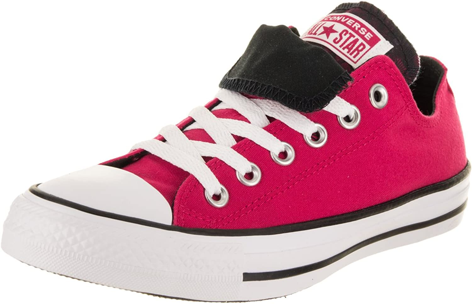 Converse Women's Chuck Taylor All Star Double Tongue Ox Casual shoes