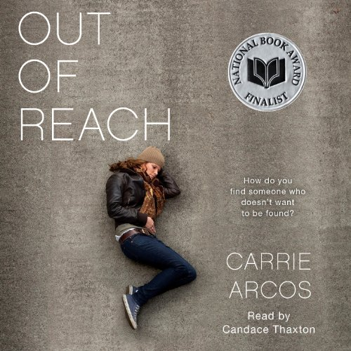Out of Reach audiobook cover art
