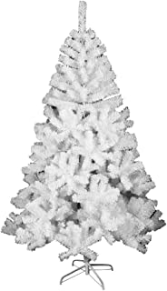 ALEKO CTW59H400 Snow Washed Artificial Indoor Christmas Holiday Tree 5 Foot White