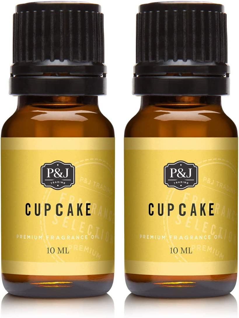 PJ Omaha Mall Fragrance High quality new Oil Cupcake - Scented for Making Diffu Soap