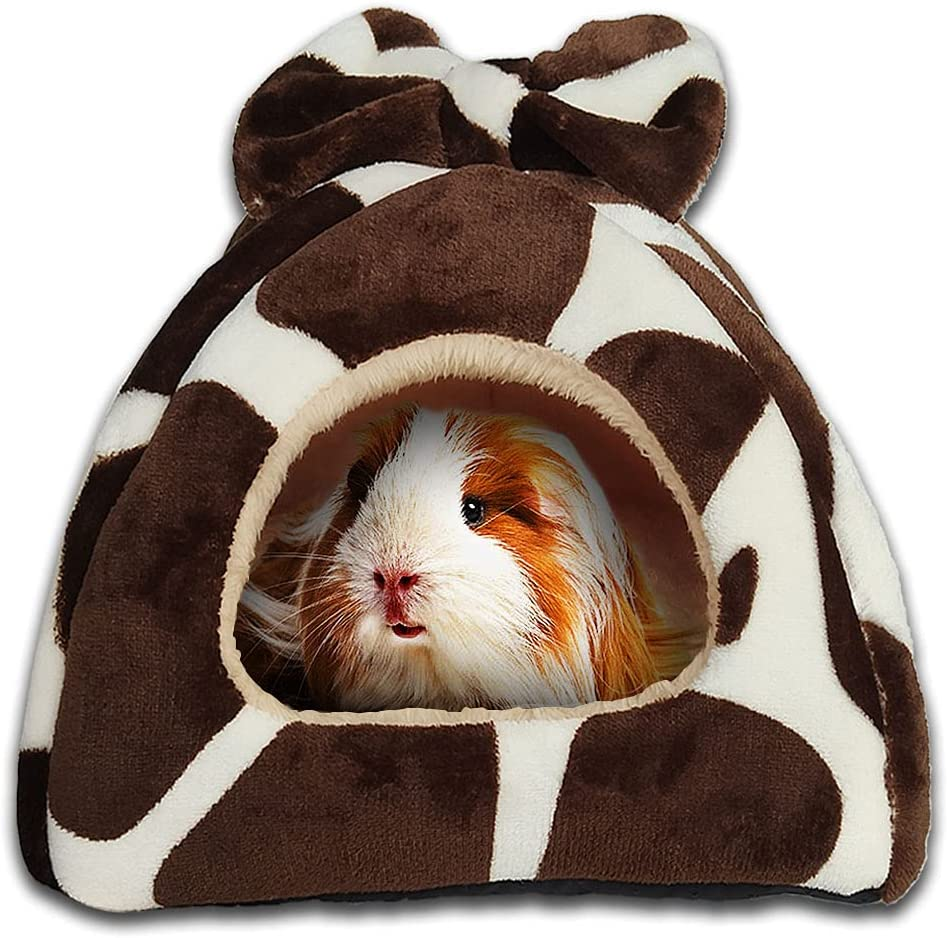 Beauty products Guinea Pig Bed Price reduction Hideout Warm Accessories House fo
