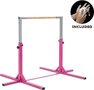 gymnastics bar silhouette