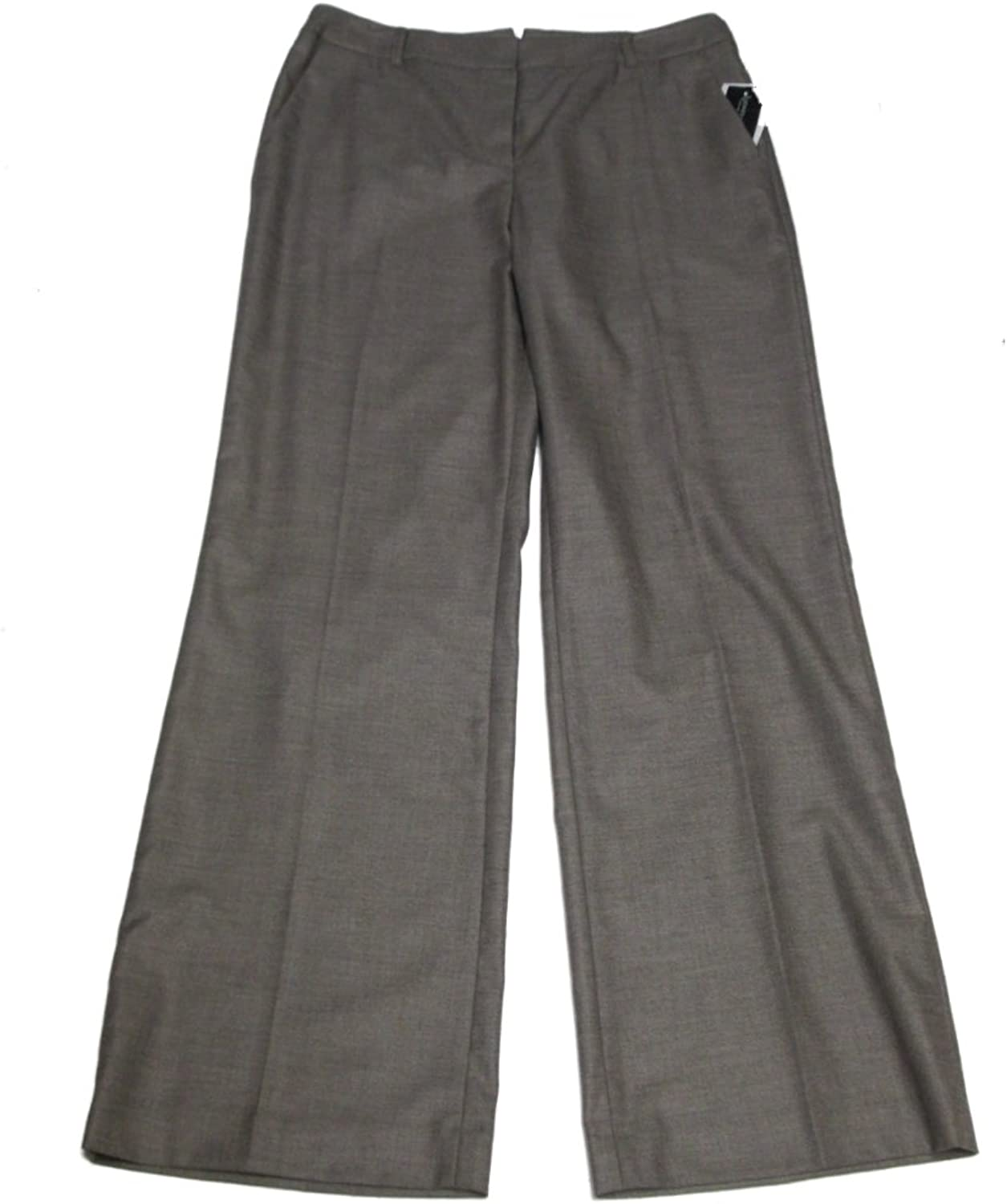 Jones New York Women's Sutton Place Pants Heather Grey