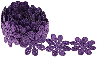 Computer accessories - 1 Yard Lace Trim DIY Craft Ribbon,Flower Pattern,Sewing Applique craft Wedding Decoration Gift Wrapping Ribbon