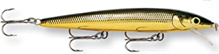 Rapala Husky Jerk 14 Fishing lure (Gold, Size- 5.5)
