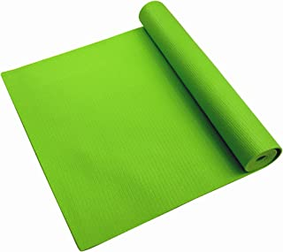 Living Green 3000 Tapete de Yoga, color Verde, 4 mm