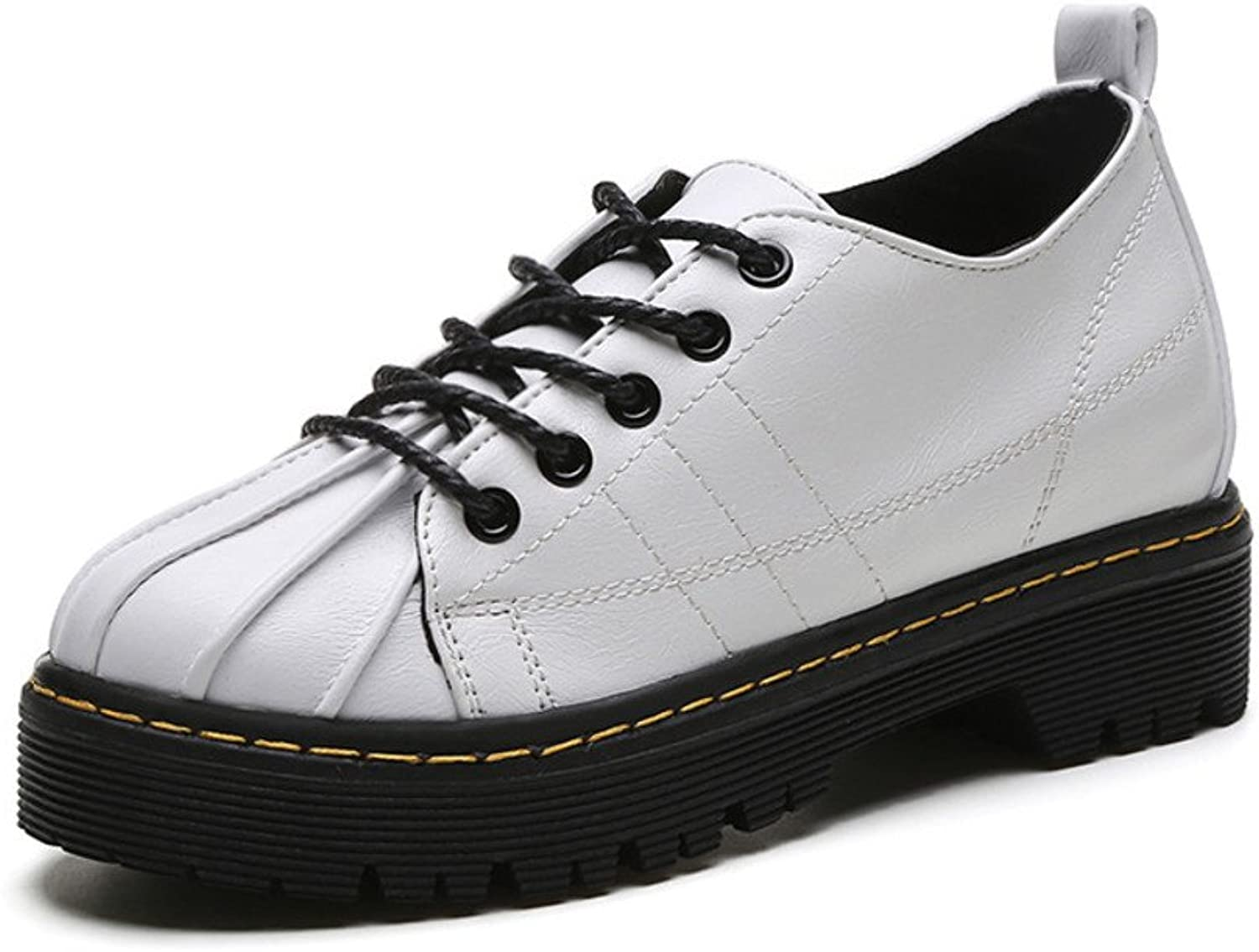 In spring and autumn in Korean version of the shell-toe platform shoes of students Flat casual shoe Sports shoes