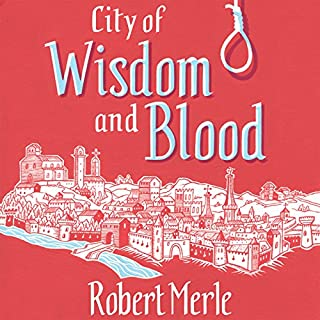 City of Wisdom and Blood cover art