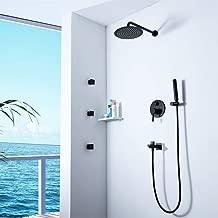 Set doccia SS, sistema doccia multifunzione, moderno rubinetto doccia per vasca, doccia a pioggia a parete, doccia a mano, doccia con rubinetto per doccia, ecc, È la scelta migliore