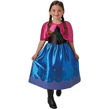 Frozen - Disfraz de Anna classic para niña, infantil talla 3-4 ...