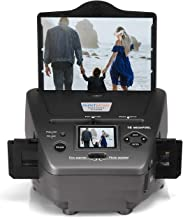 "$129 » DIGITNOW All-in-One High Resolution 16MP Film Scanner, with 2.4"" LCD Screen, Converts 35mm/135 Slides & Negatives Film Sca..."