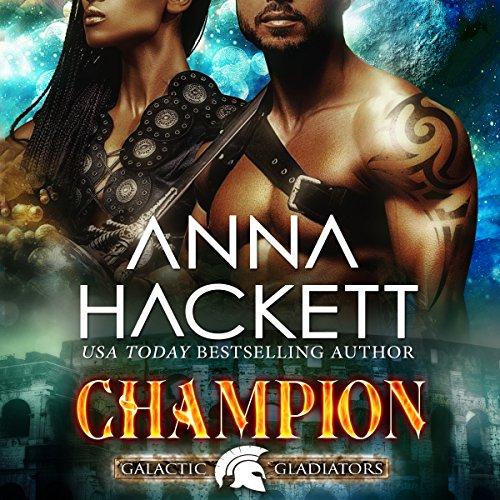 Champion audiobook cover art